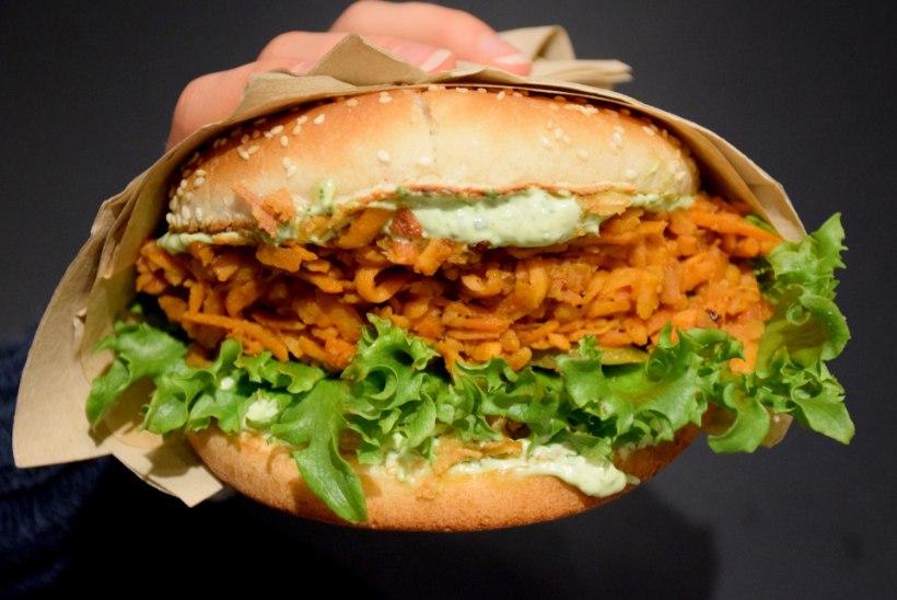 HEAD ISU! 9 hõrku veganburgerit, mida sel aastal Tartus proovima peab