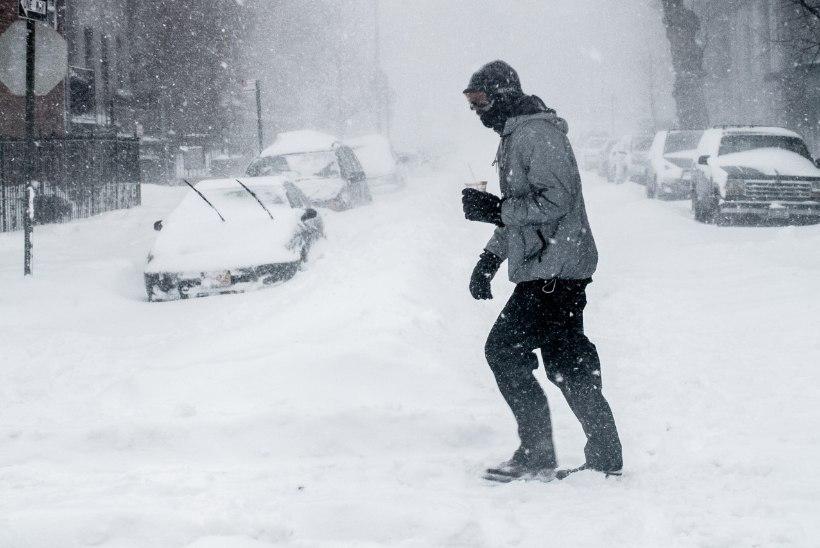 TEST | Tuisuilm tulekul: tee selgeks, kui hästi oled lumetormiks valmistunud!