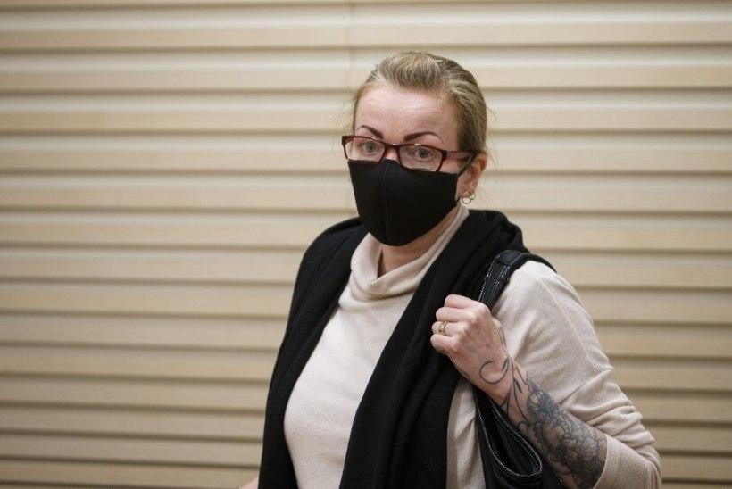 Prokuröri eneseisolatsioon lükkas Liina Bahovski protsessi edasi