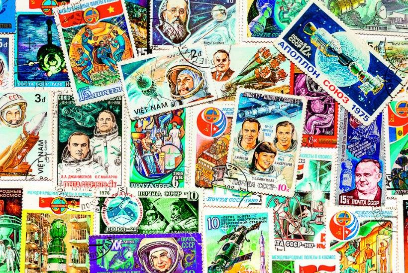 KOSMOSEBUUM: 1960. aastatel tahtis kosmonaudiks saada iga laps