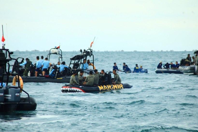 Merre kukkunud Indoneesia reisilennuk läbis alles detsembris tehnilise kontrolli
