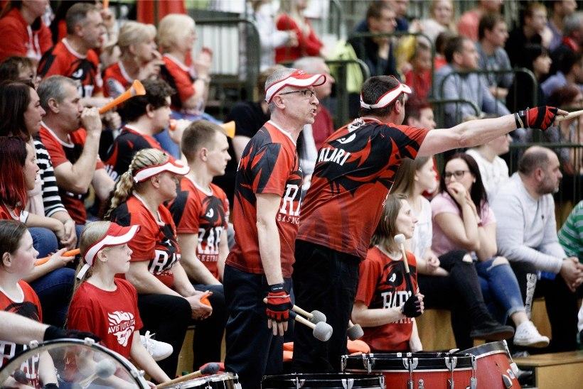 Kodune kossuõhtu: Rapla ja Pärnu tegid Tallinna klubidel seljad prügiseks