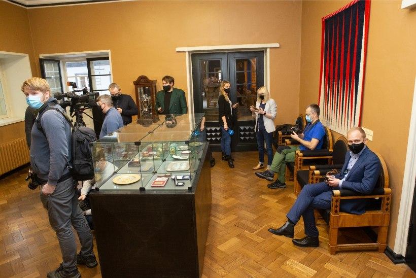 GALERII | Ratas: abielureferendum peaks olema uue koalitsiooni küsimus