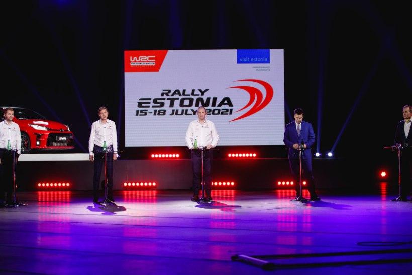 """Valitsused tulevad ja lähevad, aga Rally Estonia jääb! """"Oleme läbi aegade olnud apoliitilised."""""""
