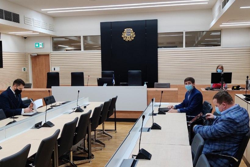 MÄRTSIS KOHTU ETTE: Meelis Laol lasuvad süüdistused seoses luksusauto põletamise tellimise ja ebaseaduslike relvadega