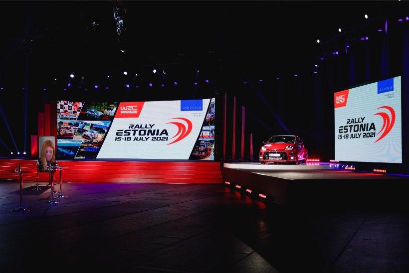 GALERII   Rally Estonia kuulub järgmisel kahel aastal MM-sarja kalendrisse