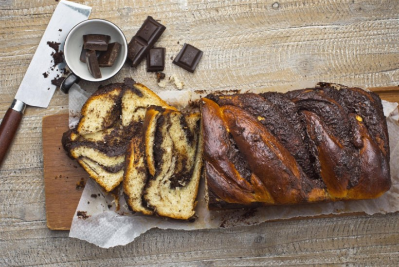 NÄDALA KOOK | Šokolaaditäidisega keerusai