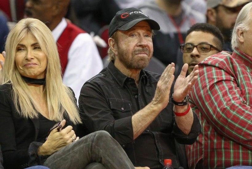 Chuck Norris käis Kapitooliumis märatsemas?