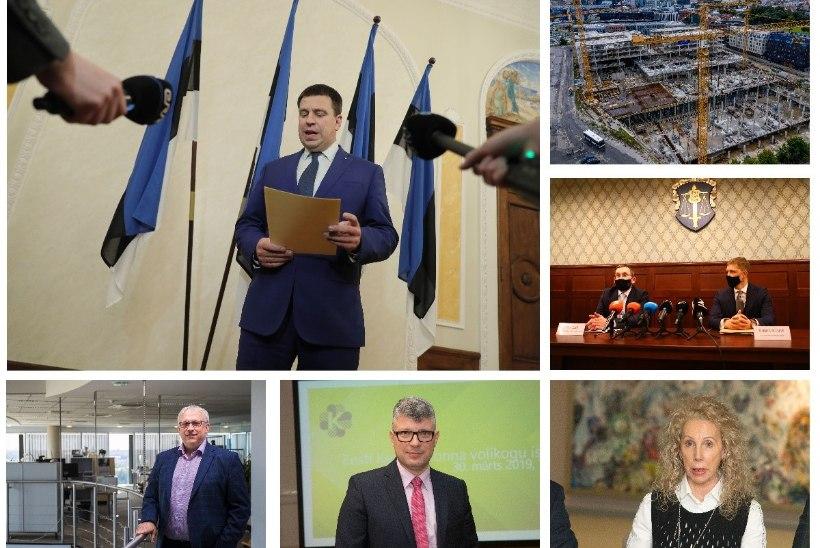 BLOGI | PORTO FRANCO KORRUPTSIOONISKANDAAL: 12,5 tundi, mis viisid peaminister Jüri Ratase tagasiastumiseni
