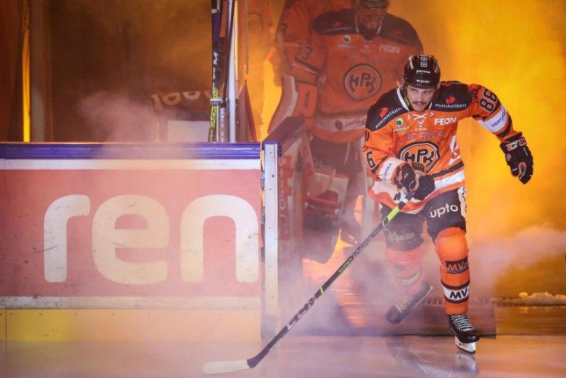 """NHLi sihtiv Eesti hokitäht viskas maailma ühes tugevamas liigas esimese värava: """"See andis täiega lisamotivatsiooni!"""""""