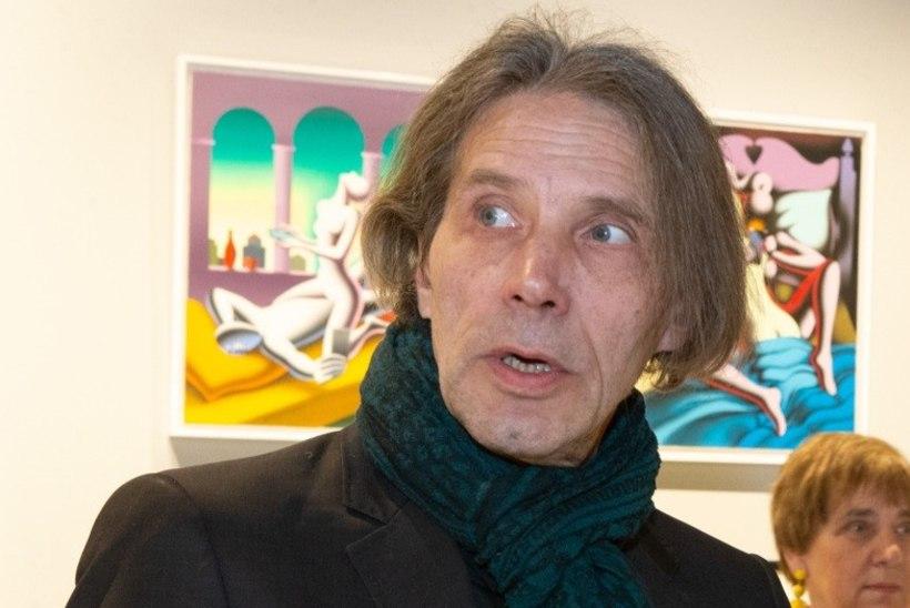 Kiisu leitud! Kunstnik Raoul Kurvitz teatab sotsiaalmeedias, et neljajalgne on tagasi kodus!
