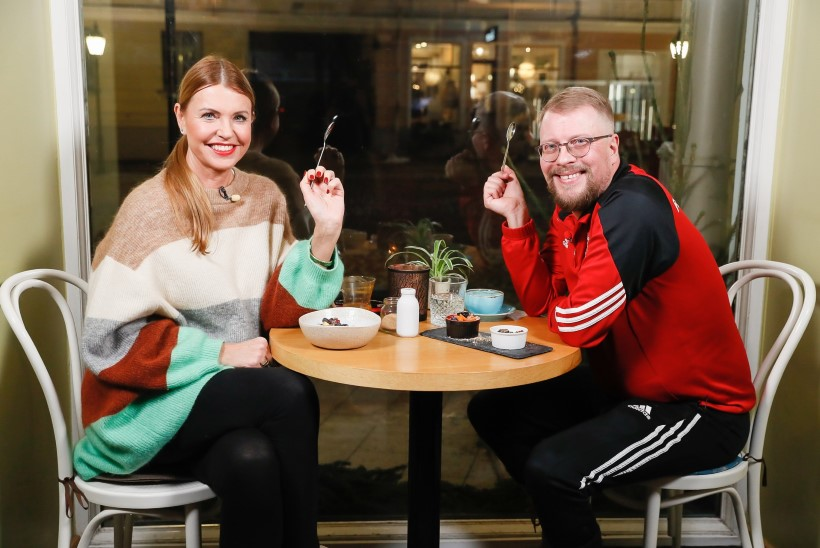 VIDEOINTERVJUU | Kirjanik Mika Keränen: soome naise mõtteid oskan lugeda, aga eesti naise omi ei oska uneski ette näha