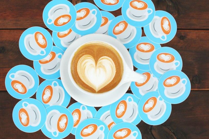 EESTLASTE KOHVIEELISTUS: keskmise röstiga uba ning palun rohkem latte't ja cappuccino't!