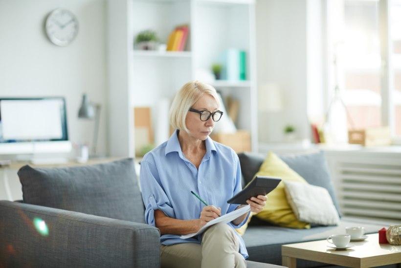 Millised olid 5 parimat pensionifondi 2020. aastal?