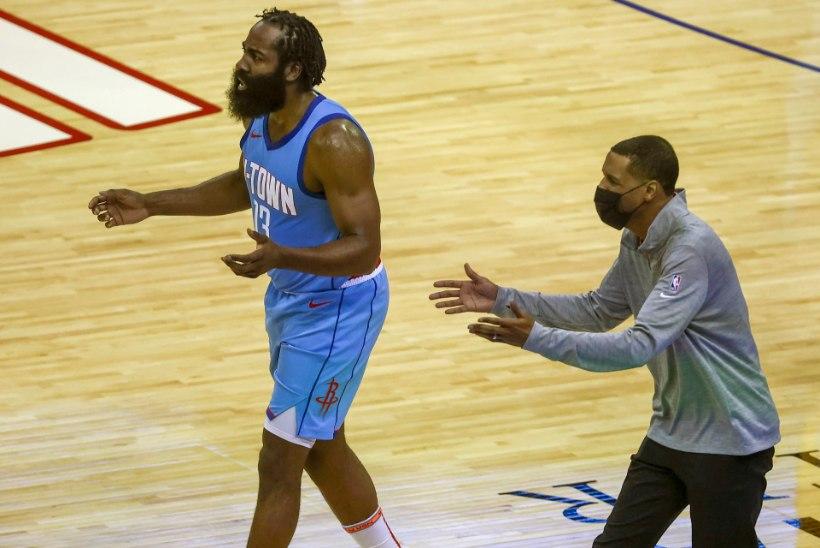 Harden vahetas megatehingus koduklubi. Kas Brooklyn tõusis NBA üheks suurimaks tiitlisoosikuks?