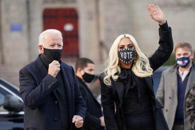 Lady Gaga laulab Bideni ametisse vannutamisel USA hümni