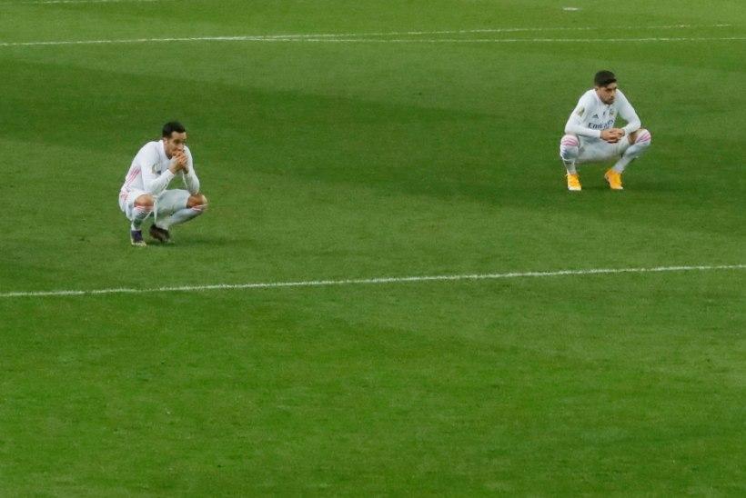 VIDEO   Madridi Reali tabas šokk, maailma oodatuim matš jääb ära
