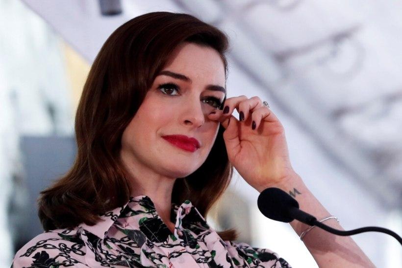 Anne Hathaway ei salli oma nime