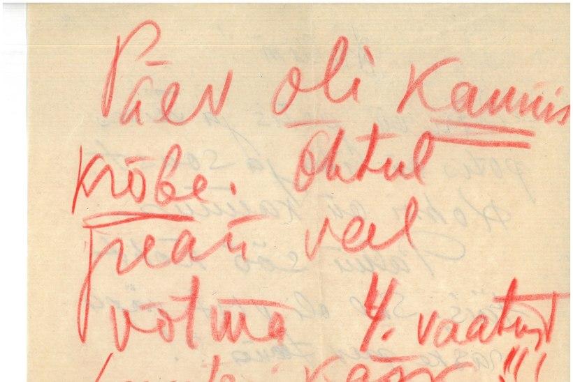 """Anna Särev: """"Ma suren ja ikka armastan veel oma meest, viimse hingetõmbeni, kuigi ta on julm ja kuri!"""""""