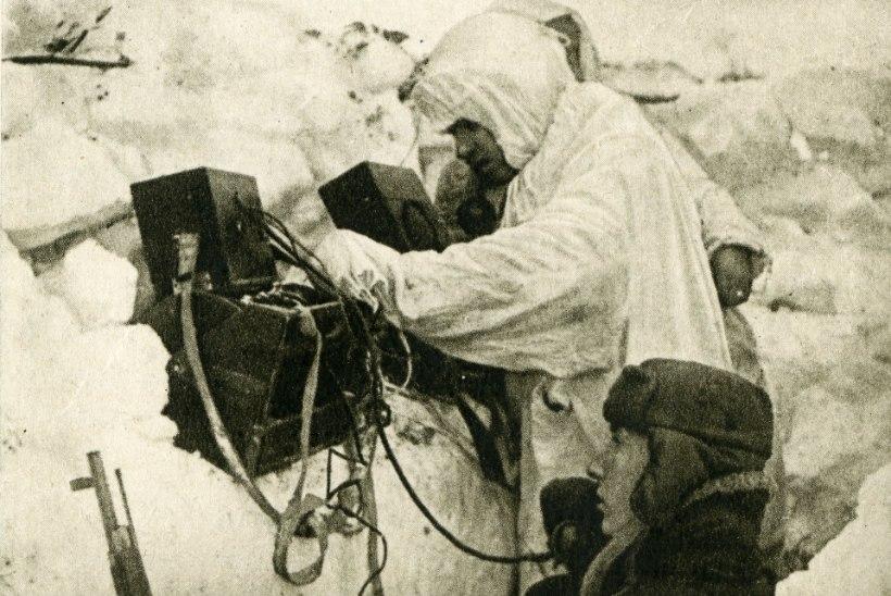 LASKURKORPUSE TULERISTSED: Velikije Luki all kaotati sama palju võitlejaid kui Vabadussõjas kokku