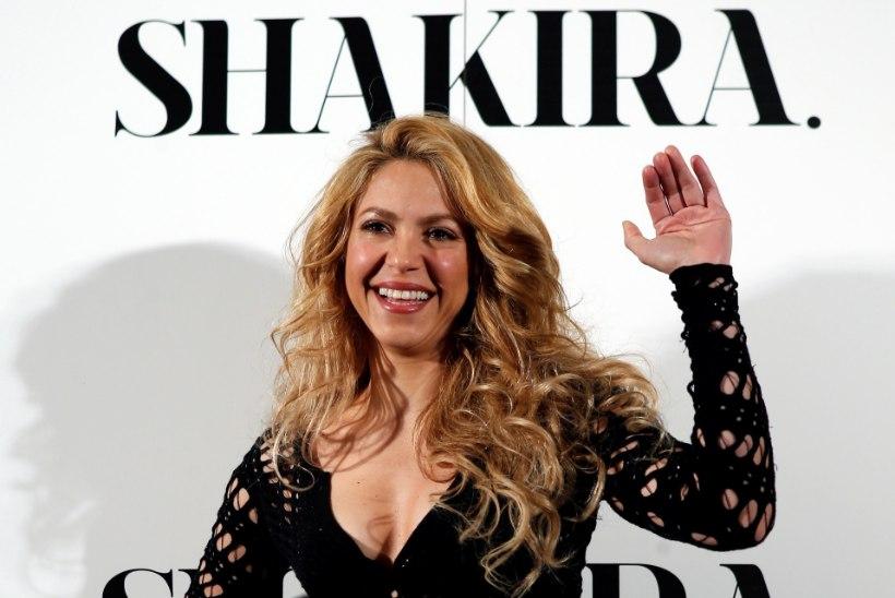 Shakira müüs kõigi oma hittide õigused maha