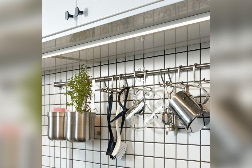 IKEA sisekujundaja nipid: kuidas muuta köök suuremaks üüratuid summasid kulutamata?