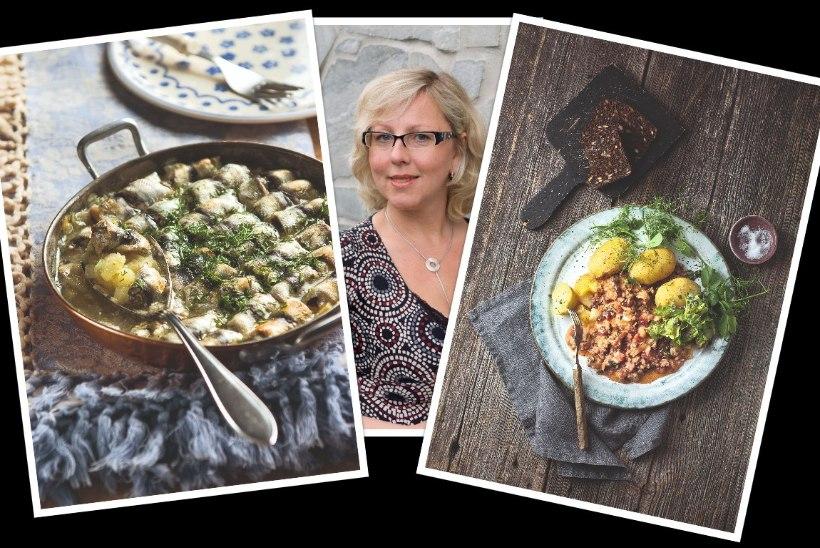LIA VIRKUS TULEB APPI: mida õhtuks süüa teha? 6 lihtsat lemmikrooga
