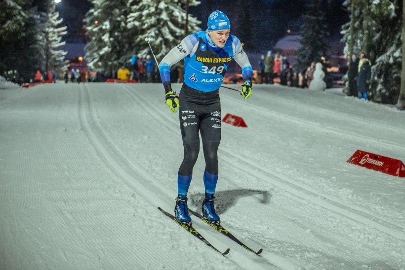 Eesti suusatiim alustas maratonisarja bravuurikalt