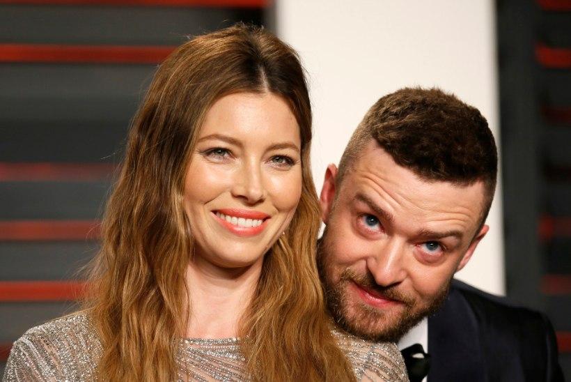 Justin Timberlake kinnitas viimaks, et tal on teinegi laps