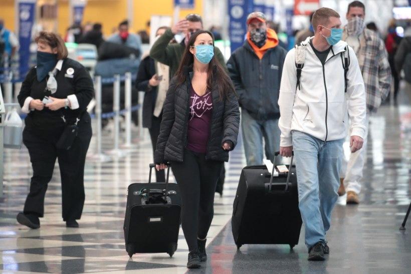 "NAGU TOM HANKS ""TERMINALIS"": koroonahirmus mees elas kolm kuud lennujaamas"