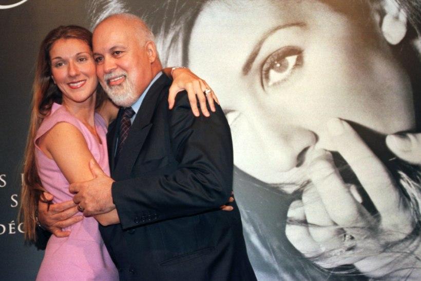 Céline Dion tegi oma mehe viiendal surma-aastapäeval liigutava postituse