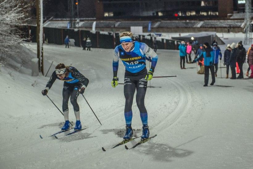 Käre pakane sundis mitu maratonisuusatajat haiglasse, eestlased pääsesid. Mart Kevin Põlluste: joogid ja geelid olid juba kolme kilomeetri järel jääs