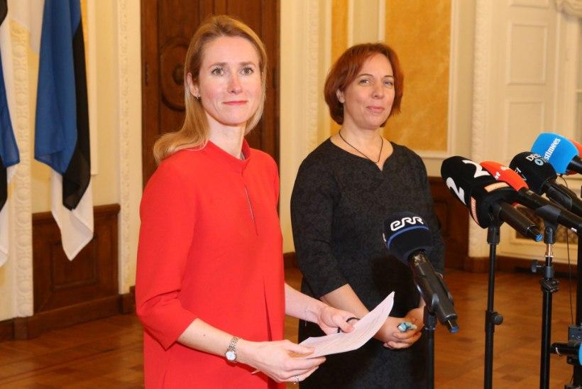 BLOGI | Võimukõnelused jätkuvad: Kallas ei välista skandaaliga lahkunud Repsile uut ministrikohta