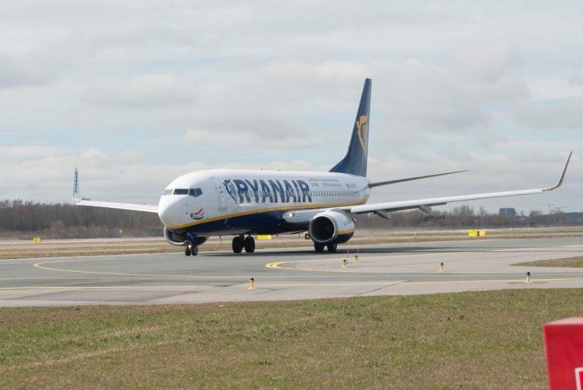 Ryanairiga järgnevatel kuudel enam Ühendkuningriiki lennata ei saa