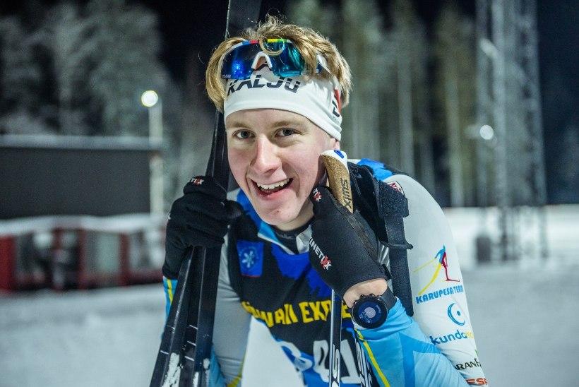 GALERII   Otepää klassikasprindi naiste võitja üllatas ennastki, meeste parim suusatanuks parema meelega Tour de Skil