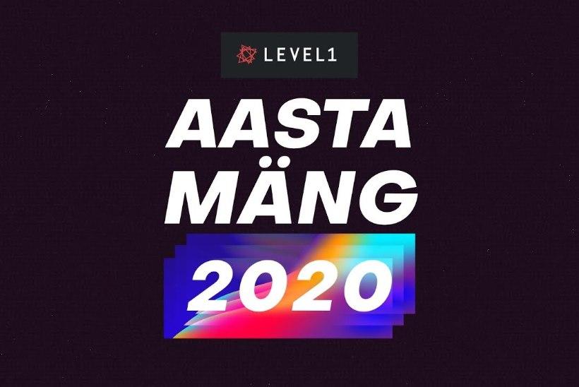VIDEO | Level1 kuulutas välja Aasta Mäng 2020 võitja