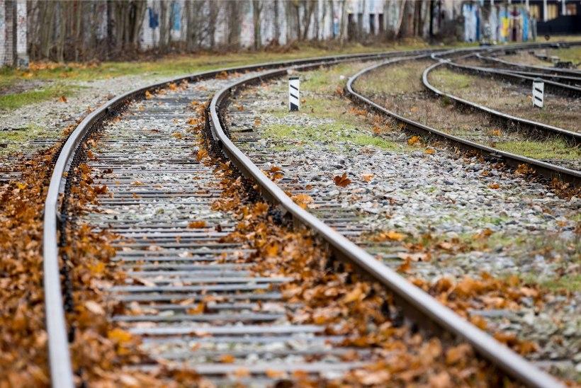 Alustatakse Lelle-Pärnu raudteelõigu remondiga, et seal tulevikus Rail Balticu ehitusmaterjale vedada