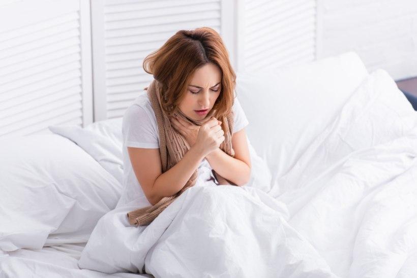 Kas koroonaviiruse sümptomeid leevendaks GeloMyrtol forte (standartiseeritud mürtool) kasutamine?