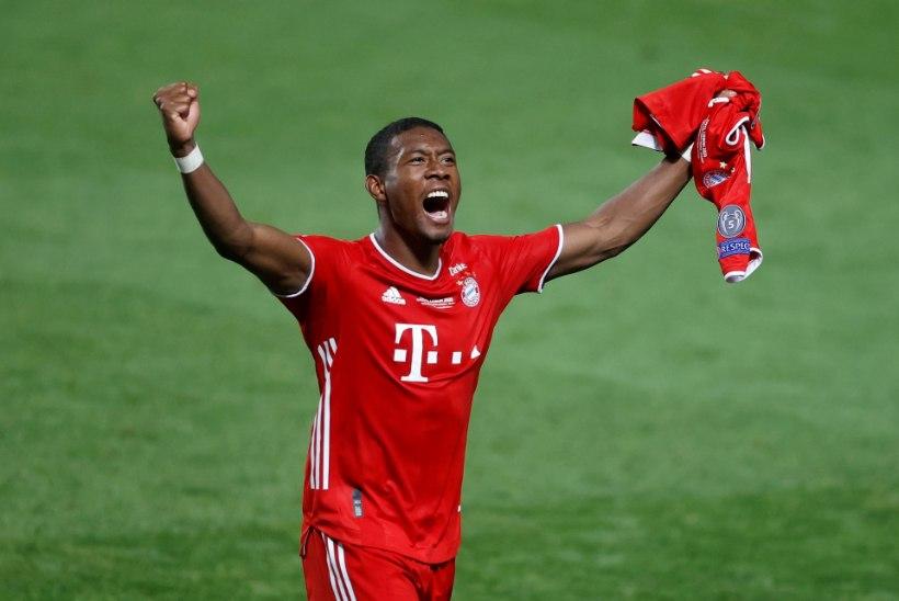 Müncheni Bayerni staar liitub Madridi Realiga