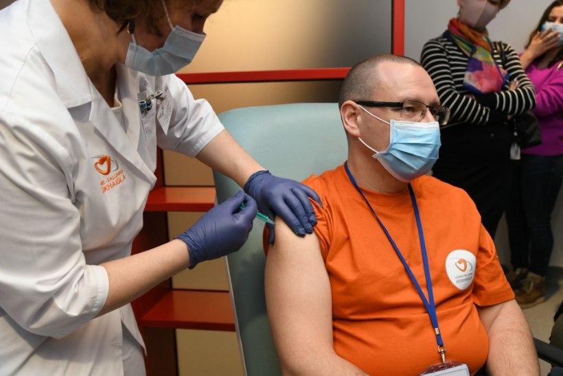 TÕHUS KAITSE: esimesed Covid-19 vaktsiinid hoiavad ära üheksa haigusjuhtu kümnest