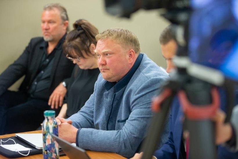 Tartu endine abilinnapea Kajar Lember astub kohtu ette