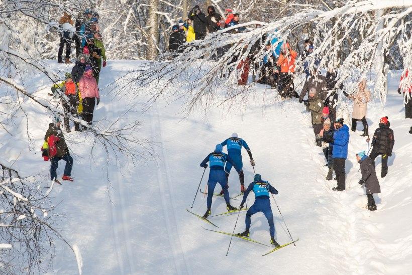 Dopinguskandaal ei lämmatanud noorte motivatsiooni. Kas Eesti suusatamine jõuab tagasi tippu?