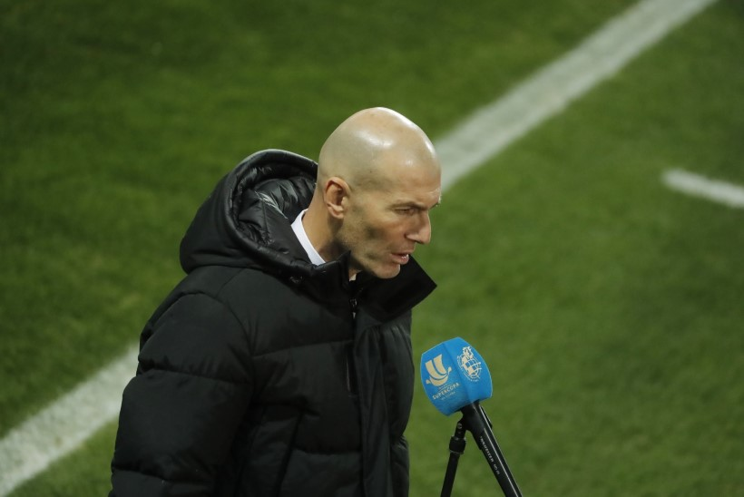 Revolutsioon Madridi Realis: kas ajalooliselt piinliku kaotuse teeninud Zidane saab kinga?