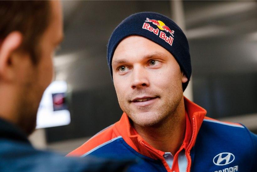 Eigo Kaljurand | Monte Carlo ralli võitjad ja kaotajad