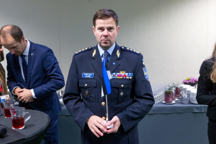 ÄKILINE MINISTRIPÖÖRE! Kristian Jaani oli teel politsei peadirektoriks. Siis tuli Ratase kõne...