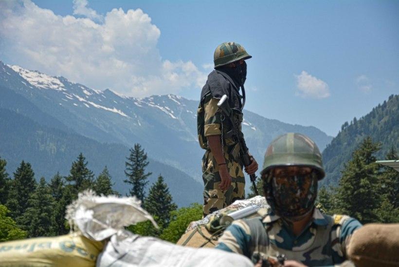 Hiina ja India väed sattusid piirialal taas kähmlusse