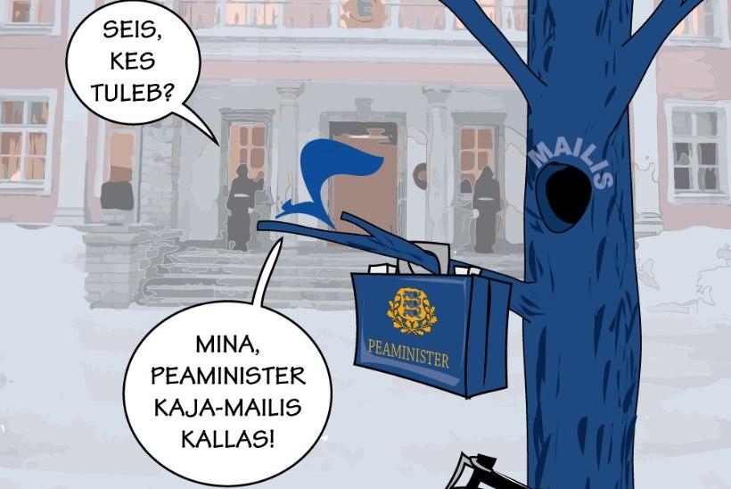 Karikatuur | Kes saab tegelikult peaministriks?