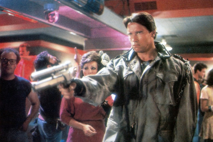 """I'LL BE BACK!"" Spikker Kaja Kallasele, kui tuleb veel Arnold Schwarzeneggerit tsiteerida"