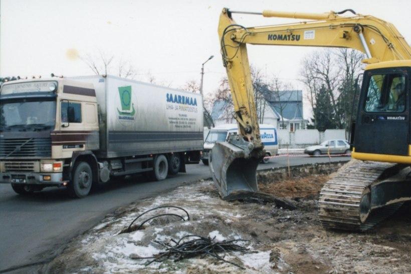 Leedukaid ekskavaatorite müügiga tüssanud kelm sai kohtus karistuse kätte