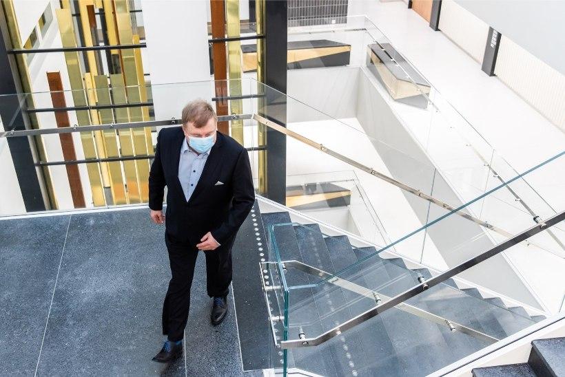 Estonia teater hävitas Aivar Mäe tegevuse uurimise raporti